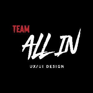 Team ALL IN - Logo